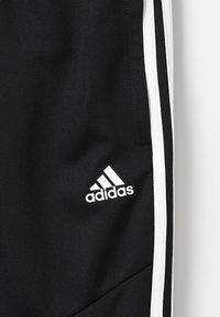 adidas Performance - TIRO AEROREADY CLIMACOOL FOOTBALL PANTS - Træningsbukser - black/white - 6