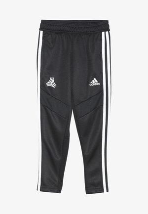 TAN PANT  - Pantalon de survêtement - black/white