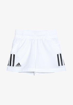 CLUB SHORT - Sports shorts - white/black