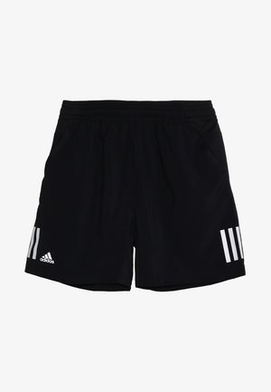 CLUB SHORT - Korte broeken - black/white