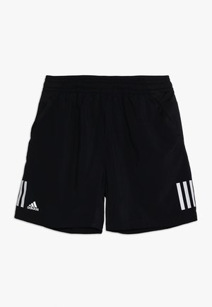 CLUB SHORT - Korte broeken - black/white