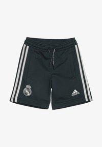 adidas Performance - REAL MADRID - Pantalón corto de deporte - teconi/grey two - 4