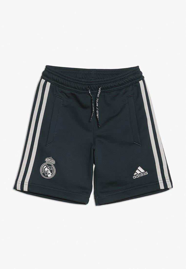 adidas Performance - REAL MADRID - Pantalón corto de deporte - teconi/grey two