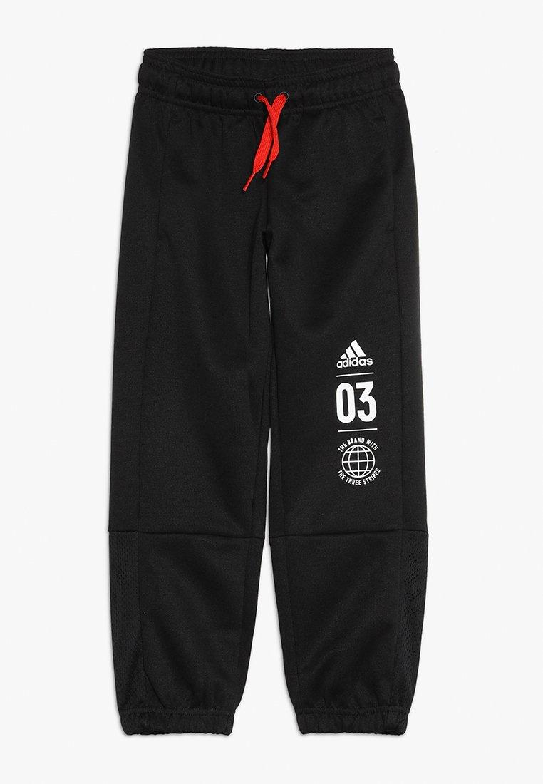 adidas Performance - SID PANT - Träningsbyxor - black