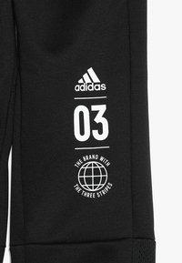 adidas Performance - SID PANT - Trainingsbroek - black - 3
