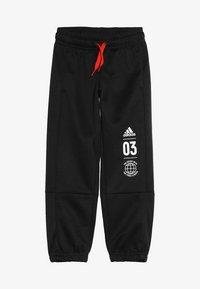 adidas Performance - SID PANT - Trainingsbroek - black - 2