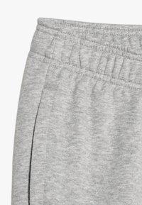 adidas Performance - Pantalon de survêtement - medium grey heather/active orange - 2