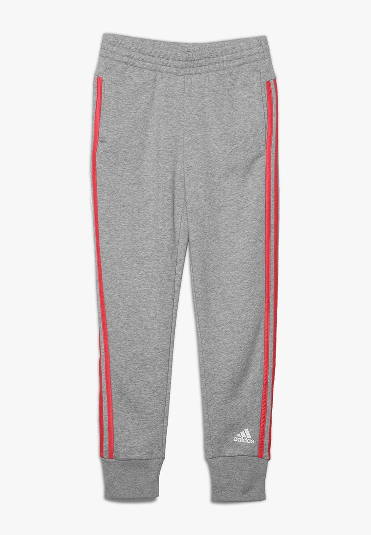 adidas Performance - PANT - Pantaloni sportivi - medium grey heather/pink