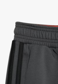 adidas Performance - Sports shorts - grey six/active orange - 4