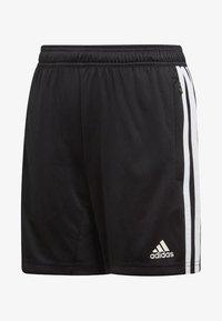 adidas Performance - TIRO - Pantaloncini sportivi - black - 0