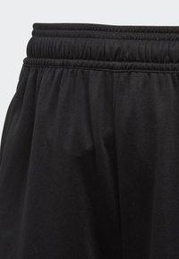adidas Performance - TIRO - Pantaloncini sportivi - black - 2