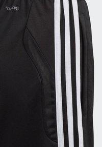 adidas Performance - TIRO - Pantaloncini sportivi - black - 4