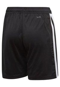adidas Performance - TIRO - Pantaloncini sportivi - black - 1