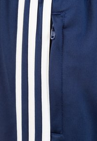 adidas Performance - TIRO 19 POLYESTER TRACKSUIT BOTTOMS - Joggebukse - dark blue/white - 2
