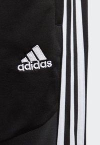 adidas Performance - TIRO 19 POLYESTER TRACKSUIT BOTTOMS - Pantalon de survêtement - black - 2