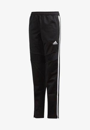 Tiro 19 Polyester Pants - Trainingsbroek - black/white