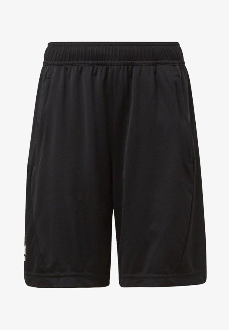 adidas Performance - TRAINING EQUIPMENT SHORTS - Short de sport - black/white