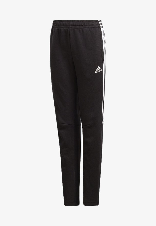 MUST HAVES TIRO JOGGERS - Tracksuit bottoms - black/white