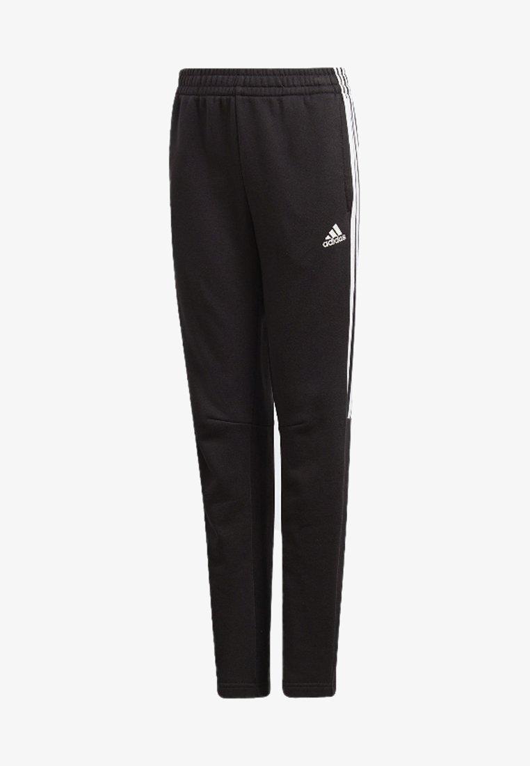 adidas Performance - MUST HAVES TIRO JOGGERS - Pantaloni sportivi - black/white