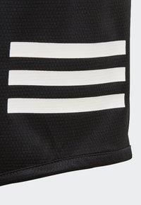 adidas Performance - COOL SHORTS - Urheilushortsit - black/ white - 3
