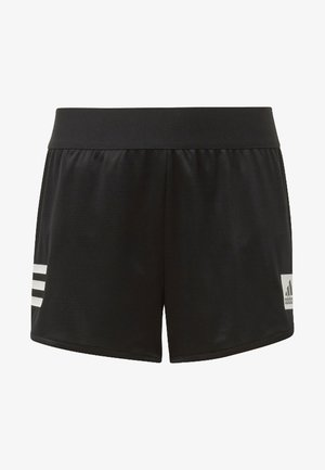 COOL SHORTS - Träningsshorts - black/ white