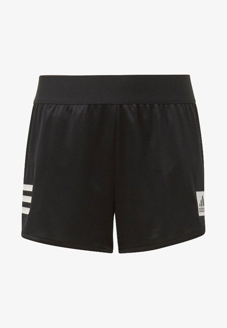 adidas Performance - COOL SHORTS - Sports shorts - black/ white