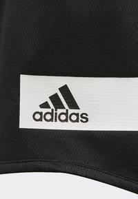 adidas Performance - COOL SHORTS - Urheilushortsit - black/ white - 4