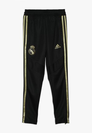 REAL MADRID - Club wear - black/dark gold