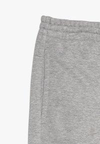 adidas Performance - LIN PANT - Pantalones deportivos - medium grey heather/real pink - 2