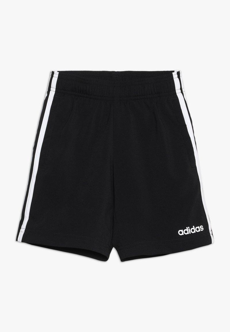 adidas Performance - Sportovní kraťasy - black/white