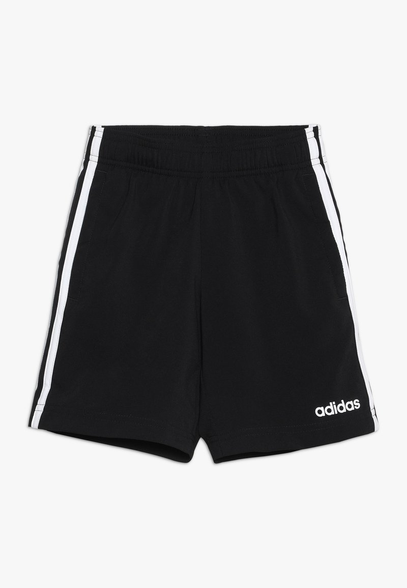 adidas Performance - Korte sportsbukser - black/white