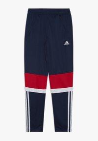 adidas Performance - Teplákové kalhoty - conavy/vivred/white - 0