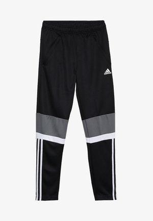 Teplákové kalhoty - black/grefou/white