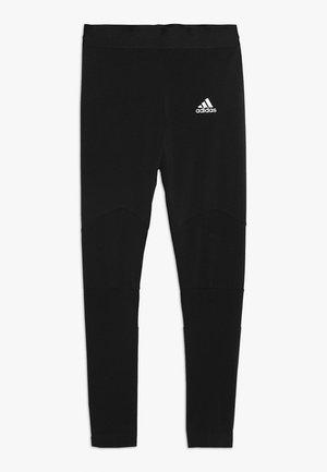 Leggings - black/white