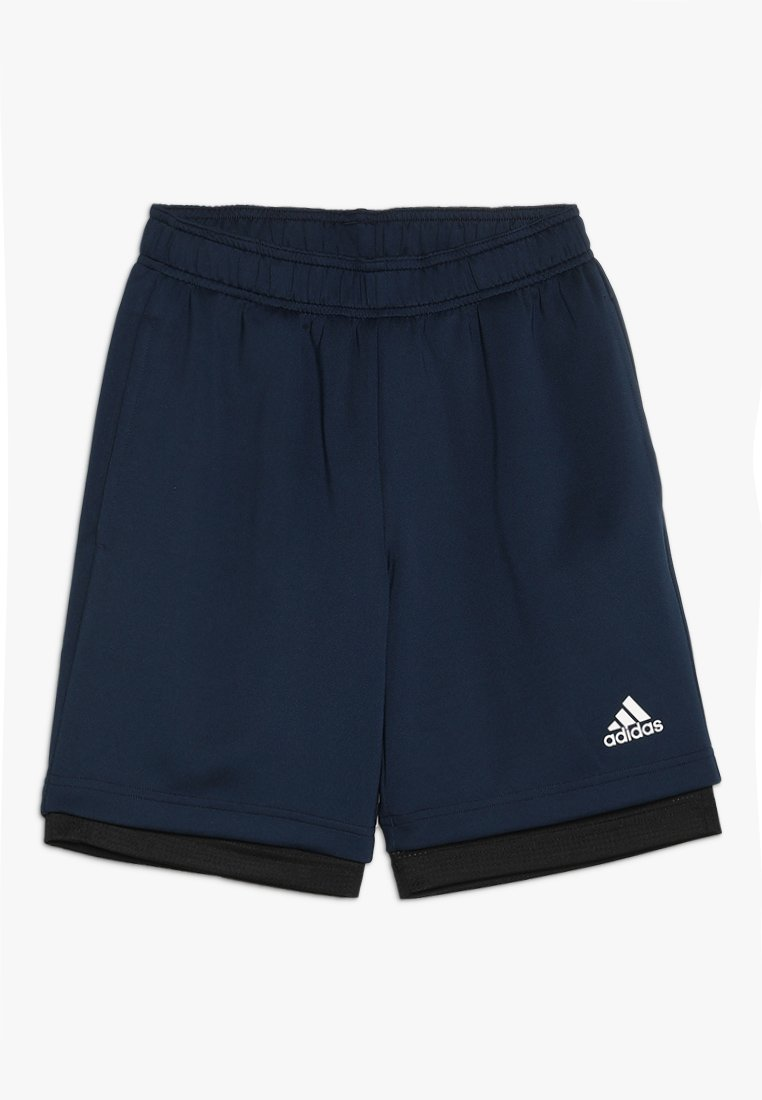 adidas Performance - Sports shorts - collegiate navy/black/gold
