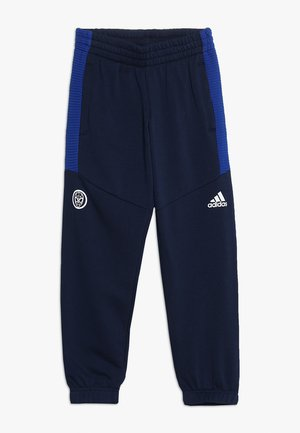 PANT - Trainingsbroek - navy/royal/scarlet