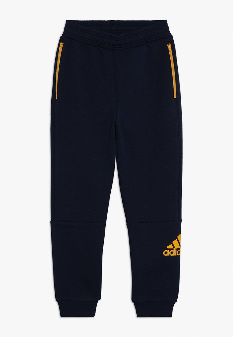 adidas Performance - ID PANT - Pantalon de survêtement - collegiate navy/gold