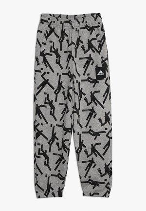 PANT - Teplákové kalhoty - mgreyh/black