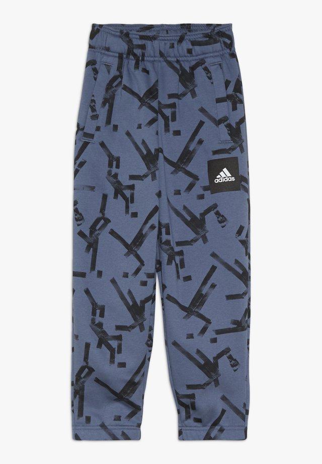 PANT - Pantalones deportivos - tech ink/black