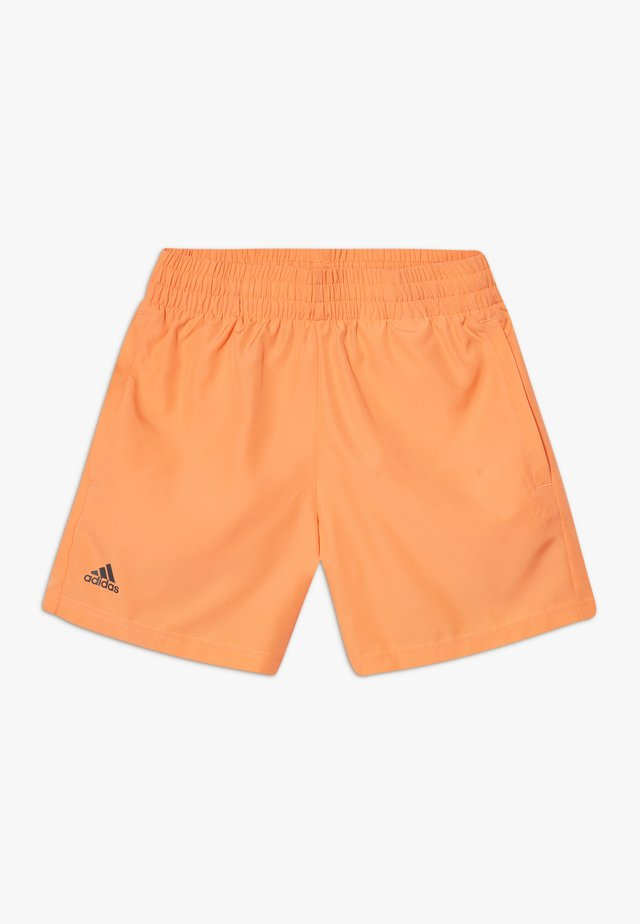 CLUB SHORT - Pantalón corto de deporte - orange