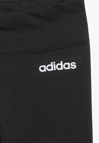 adidas Performance - LONG - Legginsy - black/reablu/white - 3