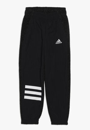 ID WARM - Pantalon de survêtement - black/white