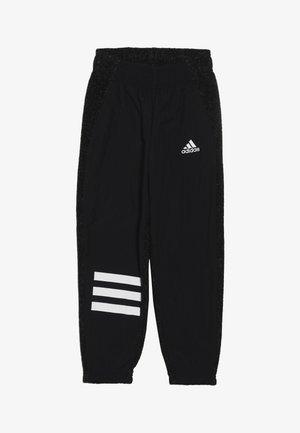 ID WARM - Pantalon de survêtement - black/white