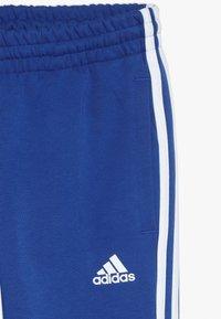 adidas Performance - Teplákové kalhoty - royal/white - 4