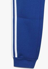adidas Performance - Teplákové kalhoty - royal/white - 2