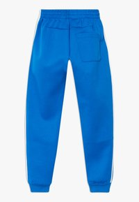 adidas Performance - 3S PANT - Tracksuit bottoms - blue/white - 1