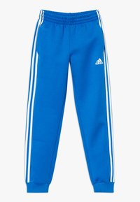 adidas Performance - 3S PANT - Tracksuit bottoms - blue/white - 0