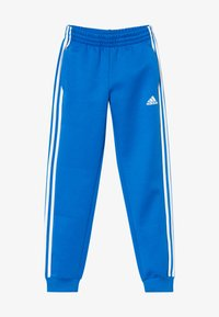 adidas Performance - 3S PANT - Tracksuit bottoms - blue/white - 3