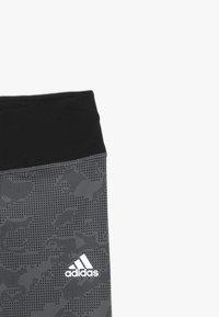 adidas Performance - WARM - Tights - grey/black - 2