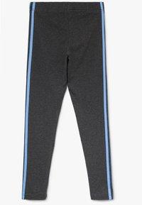 adidas Performance - Collants - mottled dark grey - 1